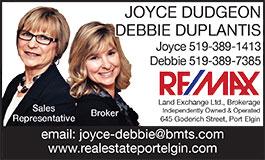 Debbie & Joyce