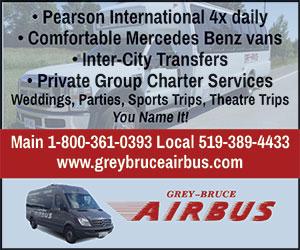Grey Bruce Airbus