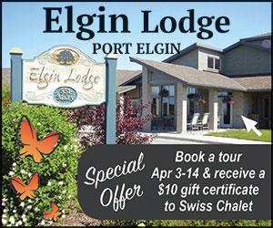 Elgin Lodge Tour