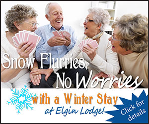 Elgin Lodge - Winter Stay