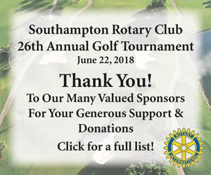 Southampton Rotary - Thank You