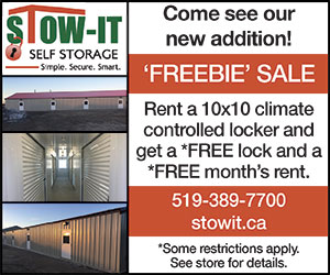 Stow-It-Sale