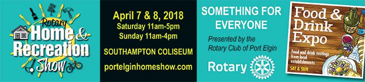Rotary Home Show 2018
