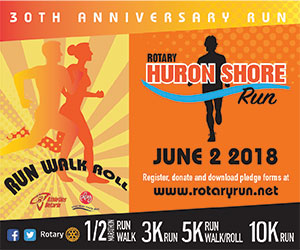 Huron Shore Run