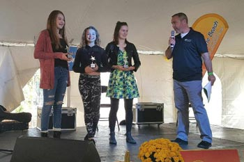 Harvest Star Search winners feature