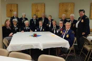 Branch 340 Ladies Auxiliary feature