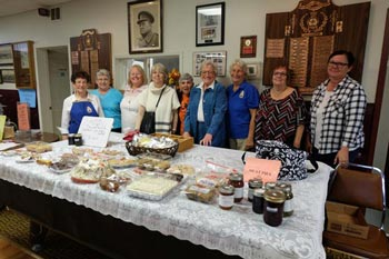 Ladies Auxiliary feature