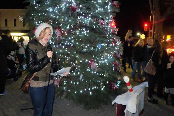 tree lighting 560