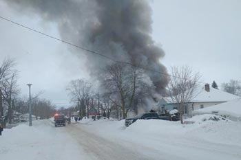 Elgin street house fire feature