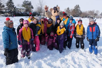 epescs winterama rotary bear feature