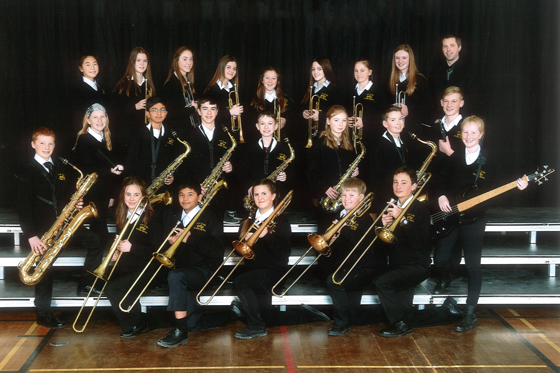 Jazz Ensemble 2018