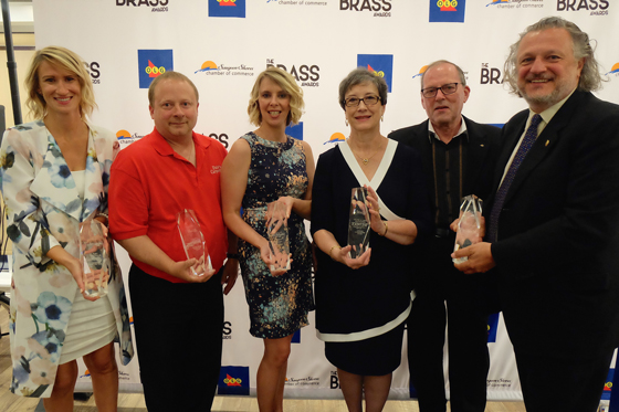 brass awards winners