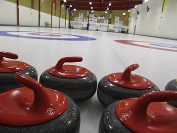 Curling feature