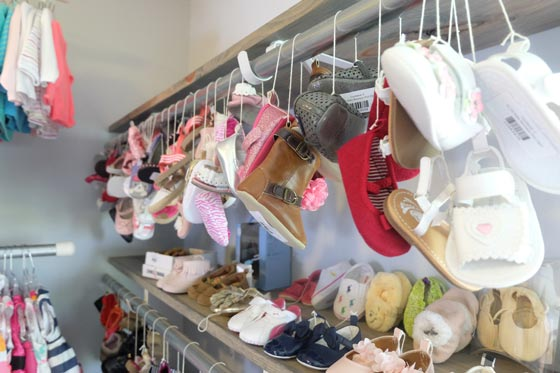 used baby shoes 560