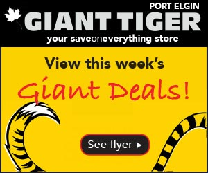 Events - Giant Tiger