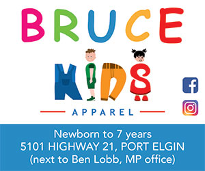 Bruce Kids Apparel