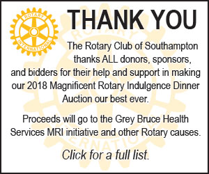 Rotary - Thank You
