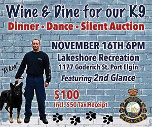 K9 Wine & Dine