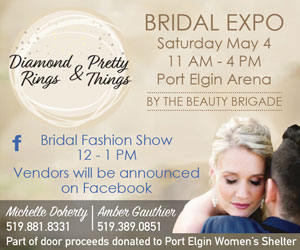 Port Elgin Bridal Expo