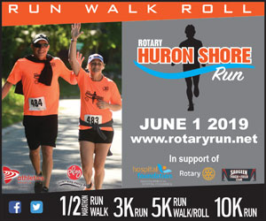 Rotary Huron Shores Run