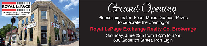 Royal Le Page - Grand Opening