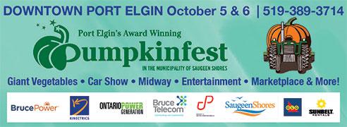 Pumpkinfest 2019 Events