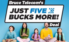 Bruce Telecom Tile