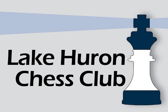 Lake Huron Chess Club logo