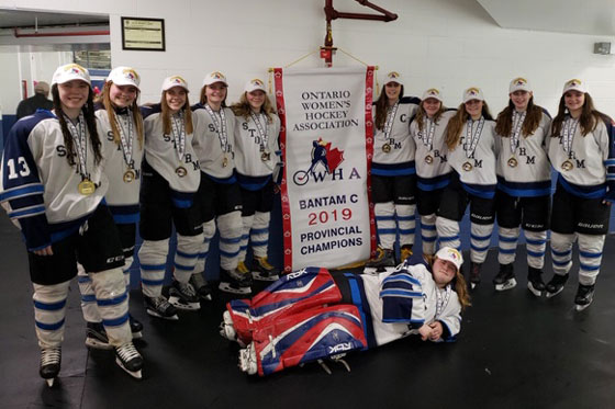 bantam c girls