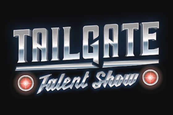 tailgate talent show