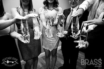 Brass Awards Image feature